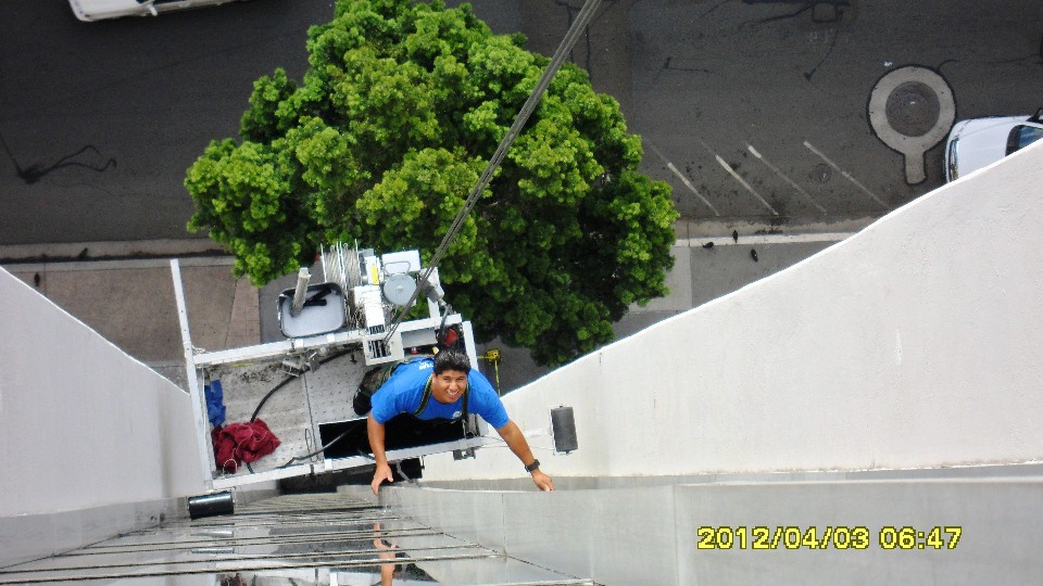 Sky High Windows High Rise Window Cleaning Team